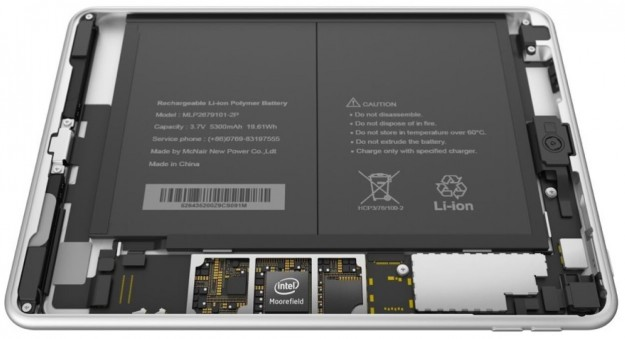 Batteria Nokia N1