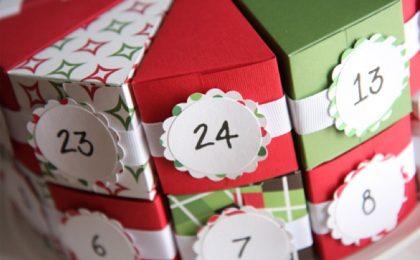 Calendario Avvento 2014 fai da te, come app e su Pinterest