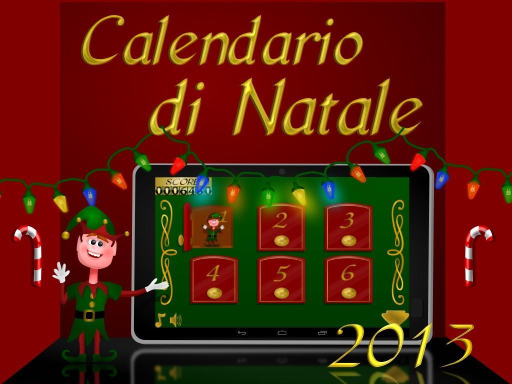 Calendario Avvento App