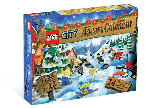 Calendario Avvento LEGO