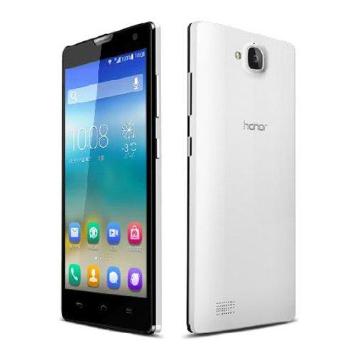 Huawei Honor 3C fronte retro