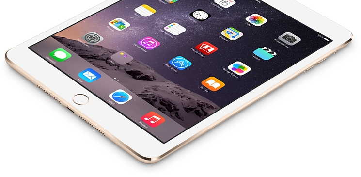 Il TouchID di iPad Mini 3