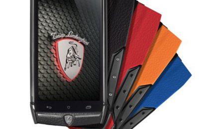 Lamborghini 88 Tauri, il super-smartphone di lusso