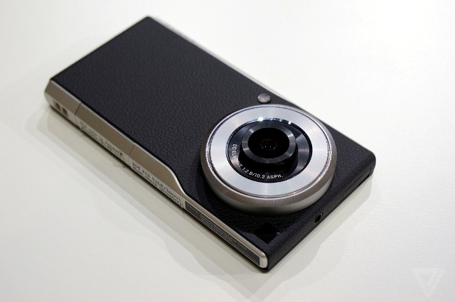 Lenti Panasonic Lumix Smart Camera CM1