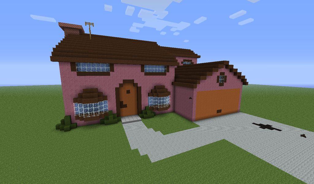 Minecraft costruire una casa
