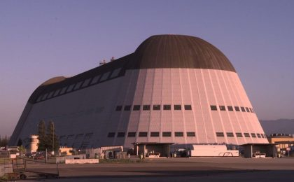 Google affitta hangar della NASA