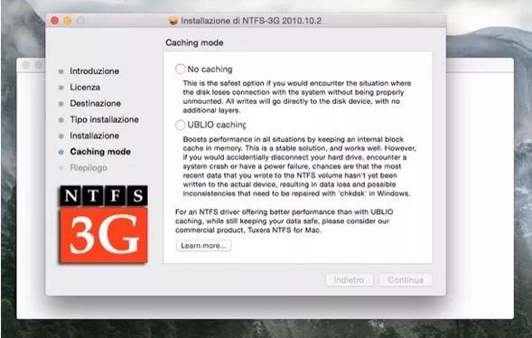 NTFS 3G