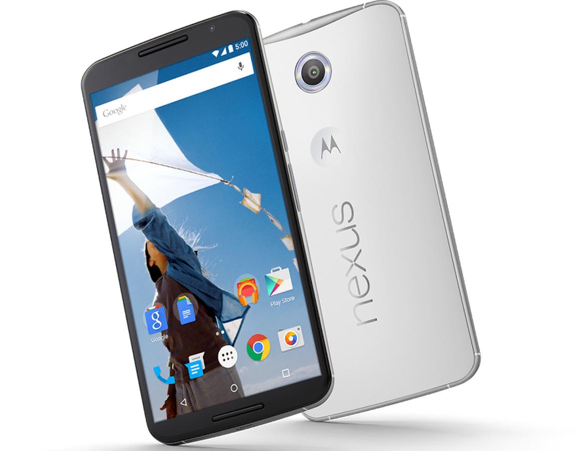 Nexus 6 design