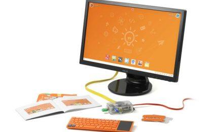 Kano, PC per bambini da assemblare