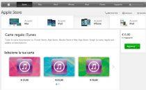 Regali Natale 2014 iTunes: carte regalo e buoni acquisto