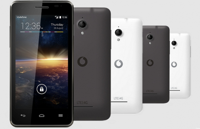 Vodafone Smart 4G Turbo prezzo e scheda tecnica
