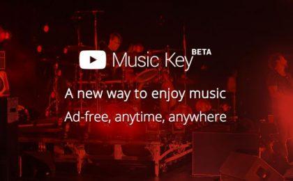 YouTube Music Key in abbonamento: la sfida a Spotify