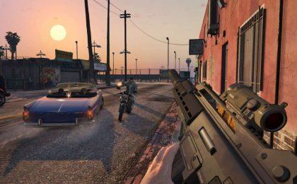 GTA V e GTA Online next-gen, tutte le novità: prima persona, grafica [FOTO]