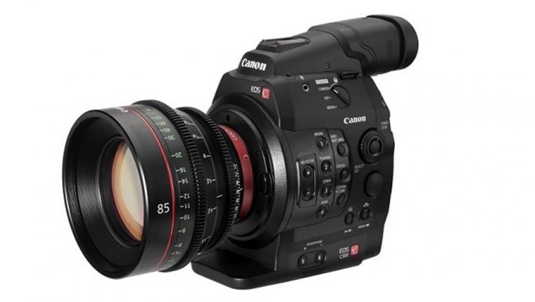 canon cinema eos c300 II