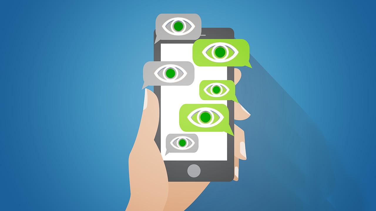 Come evitare che qualcuno veda che avete letto un messaggio online