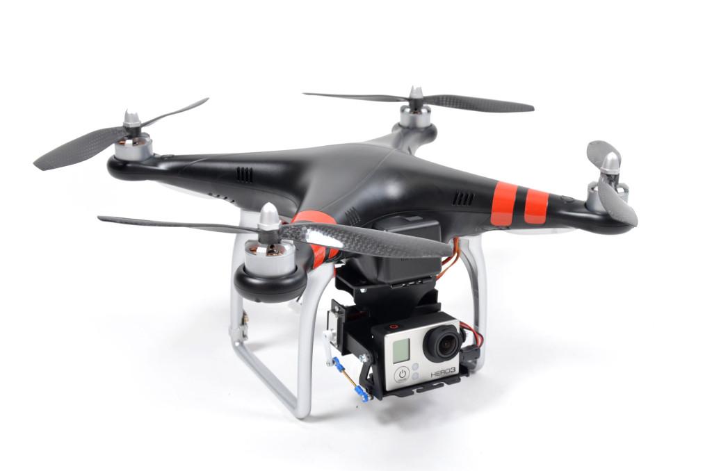 Droni GoPro in uscita: lo sbarco nel settore quadricotteri