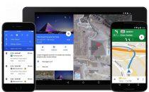 Google Maps 9.0 con interfaccia Material Design: le novità