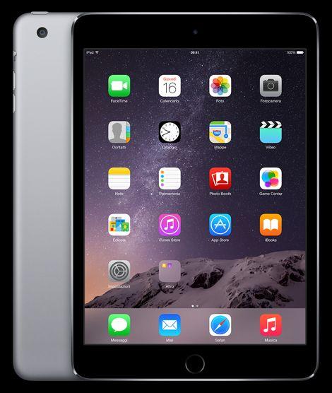 iPad Mini 3 schermo
