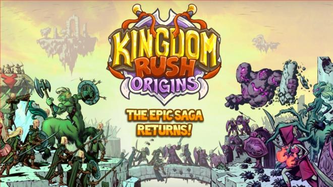 Kingdom Rush Origins in download per iOS e Android