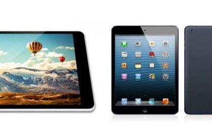 Nokia N1 vs iPad Mini 3: confronto tra tablet [FOTO]