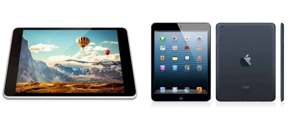 Nokia N1 vs iPad Mini 3: confronto tra tablet [FOTO]