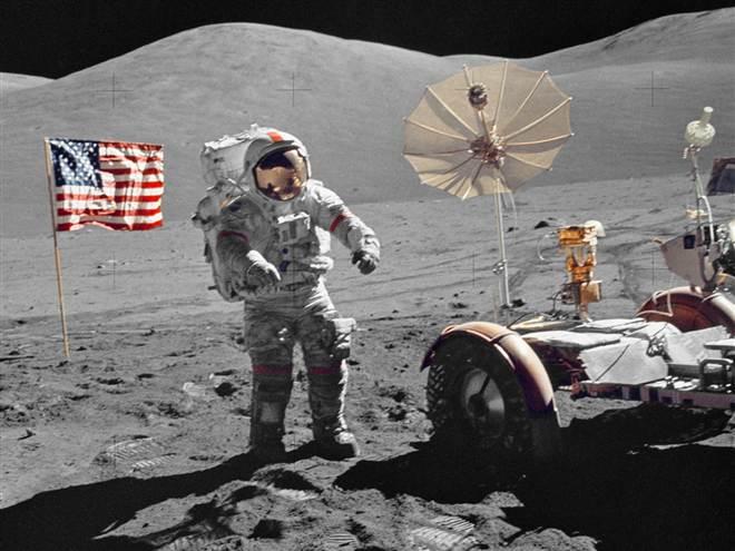 Apollo 17: 42 anni fa l'ultimo viaggio sulla Luna