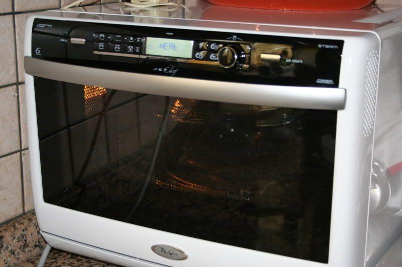 Classe energetica del forno a microonde