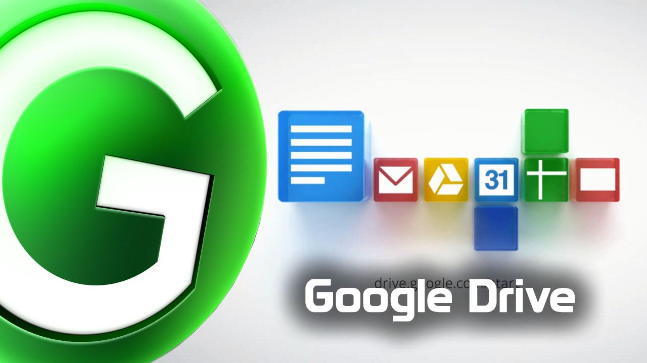 Google Drive icone applicazione