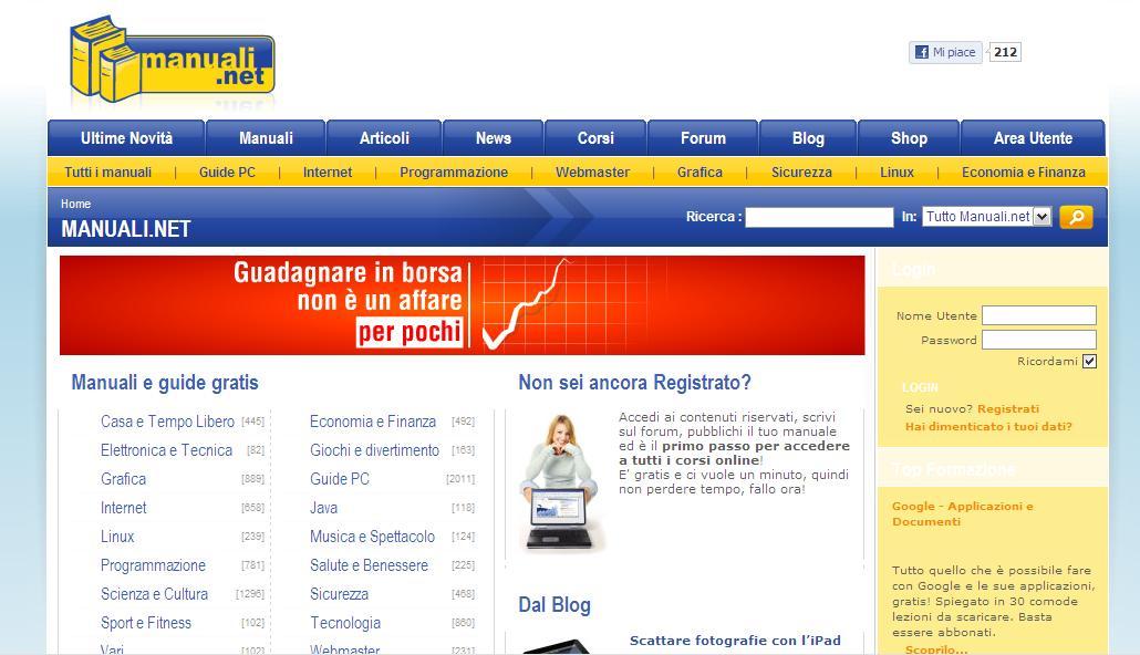 Manuali.net