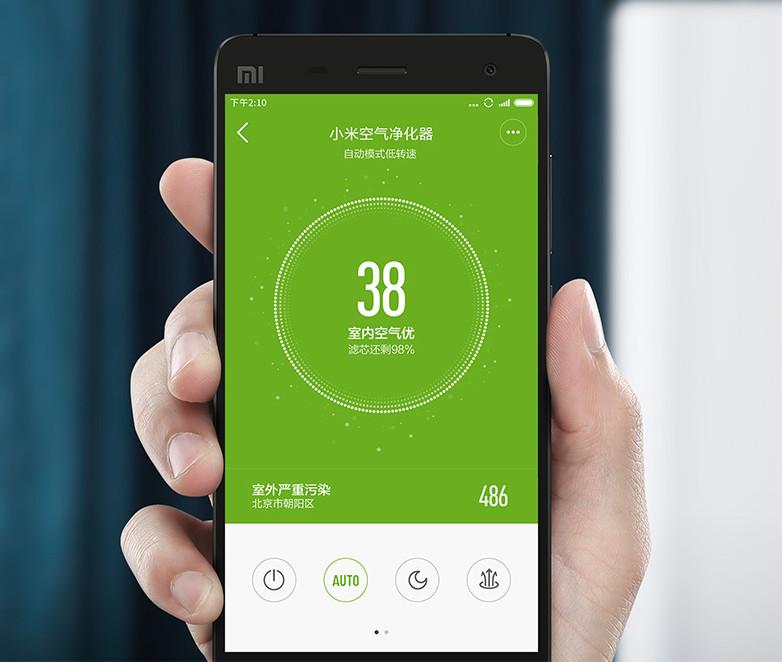 Mi Air applicazione per Android