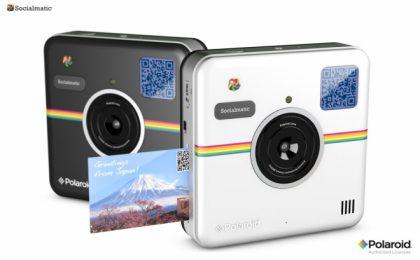 Polaroid Socialmatic in uscita: prezzo e scheda della fotocamera social