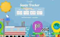 Segui il percorso di Babbo Natale con Santa Tracker