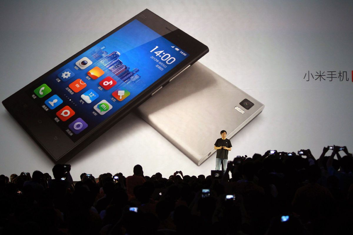 Tecnologia made in Cina