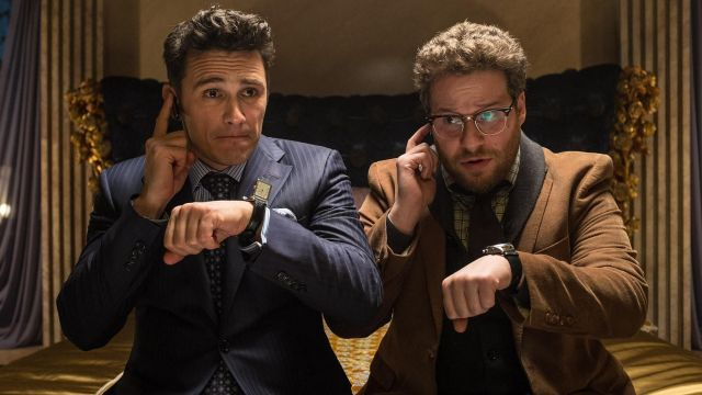 The Interview cancellato