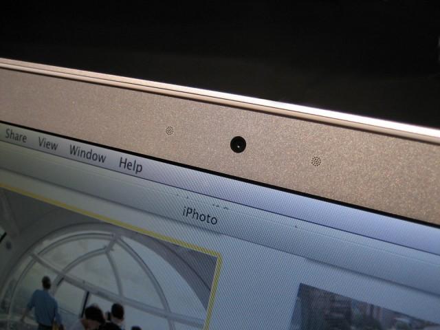 Usare la videocamera iSight per Mac come videosorveglianza