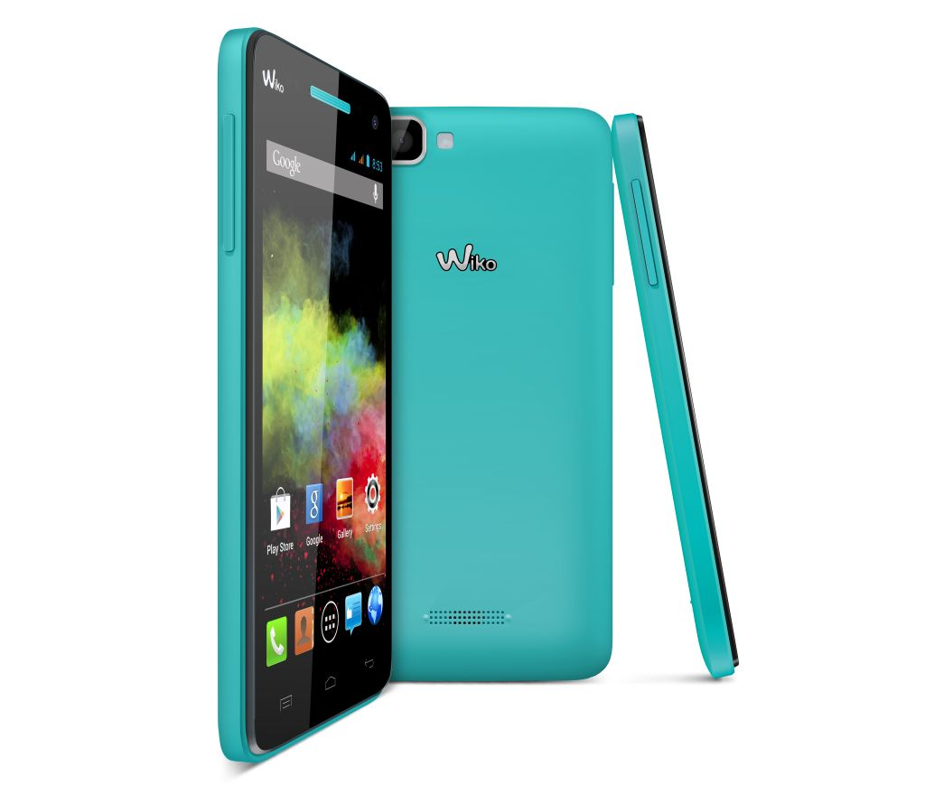 Wiko Rainbow 4G specifiche tecniche