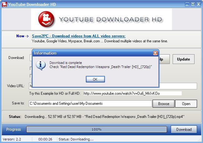 YouTube downloader il programma per convertire video da YouTube in HD