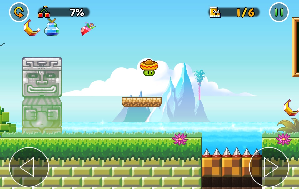 Bean Dreams: un Super Mario per iPhone