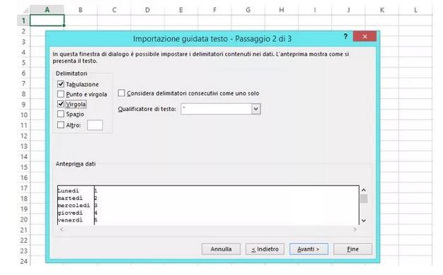 Come trasformare TXT in Excel: guida pratica
