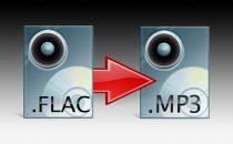 FLAC to MP3 e converter da scaricare