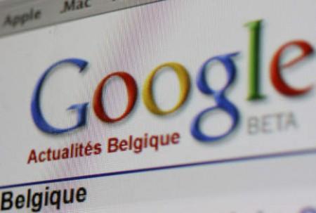 gooogle news belgio