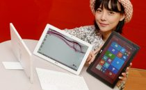 LG Tab Book Duo: il nuovo tablet con Windows 8.1