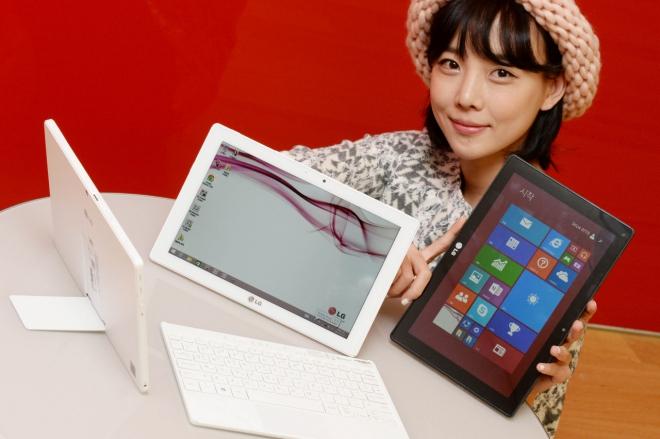 LG Tab Book Duo: il nuovo tablet con Windows 8.1