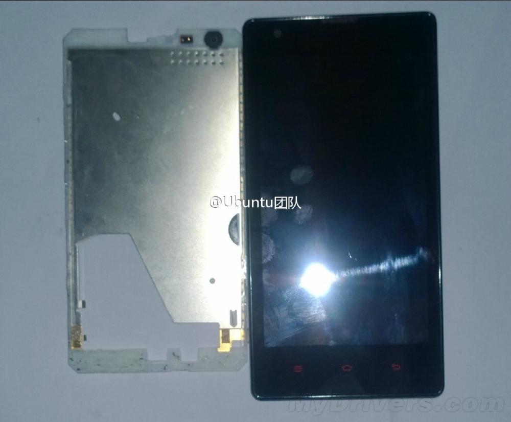 Meizu K52 in uscita: scheda e prime immagini