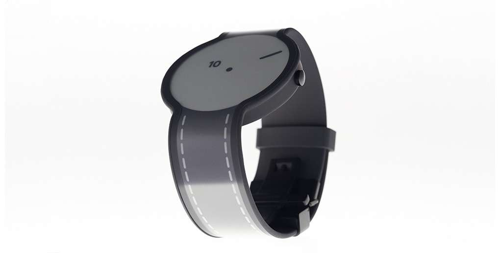 Sony FES Watch, lo smartwatch con display e-paper