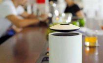 Laltoparlante levitante: il gadget più spaziale