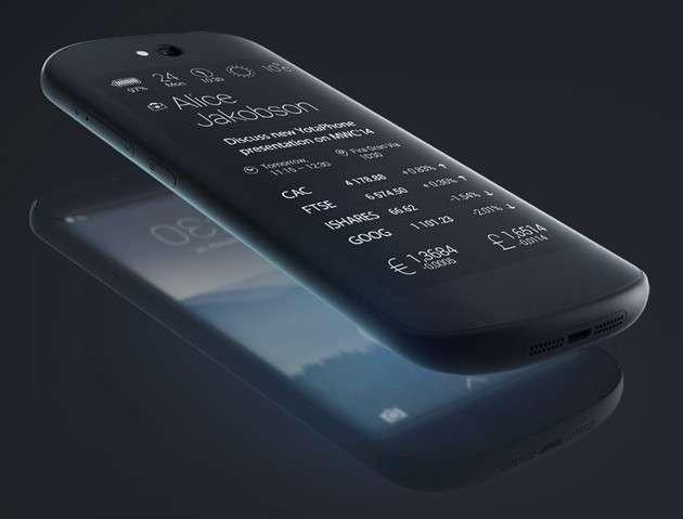 YotaPhone 2: prezzo e scheda dello smaartphone con doppio display