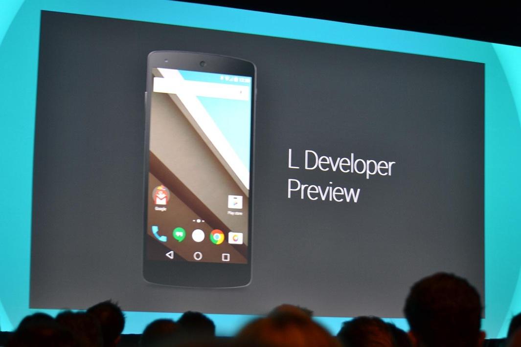 Android L per sviluppatori