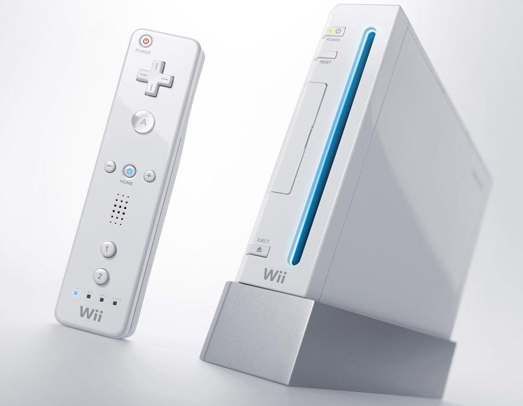 Console e controller Wii Nintendo