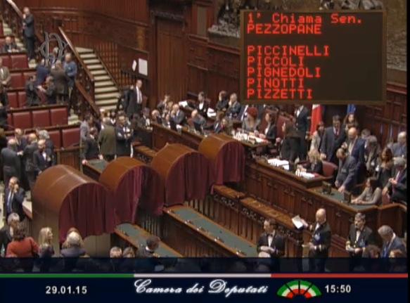 Elezioni presidente della repubblica italiana in streaming